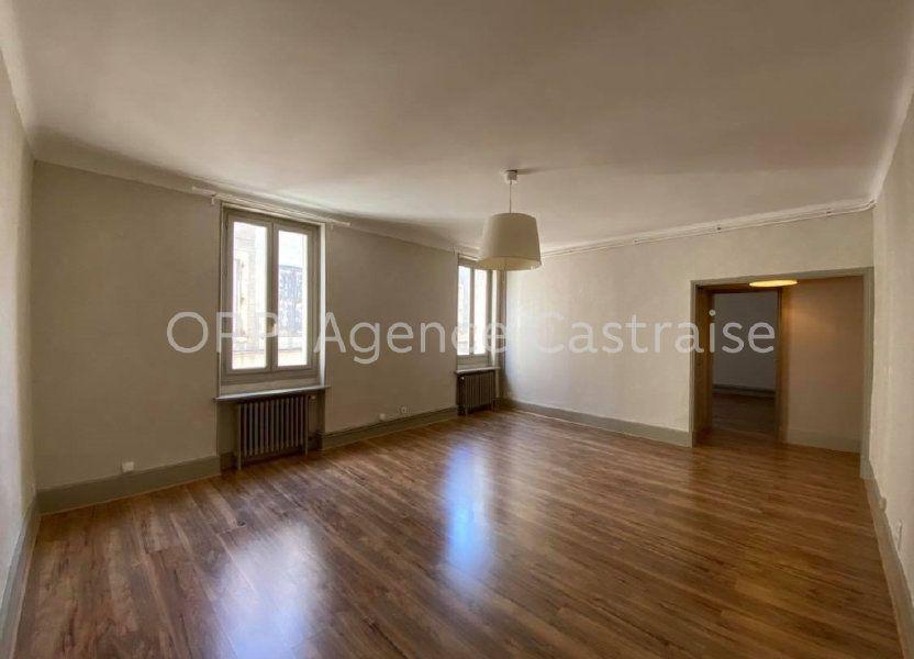 Appartement à louer 79m2 à Castres