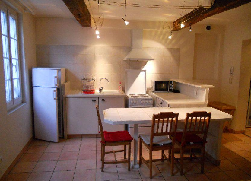 Appartement à louer 44.54m2 à Castres
