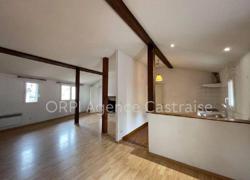 Appartement à louer 89m2 à Castres