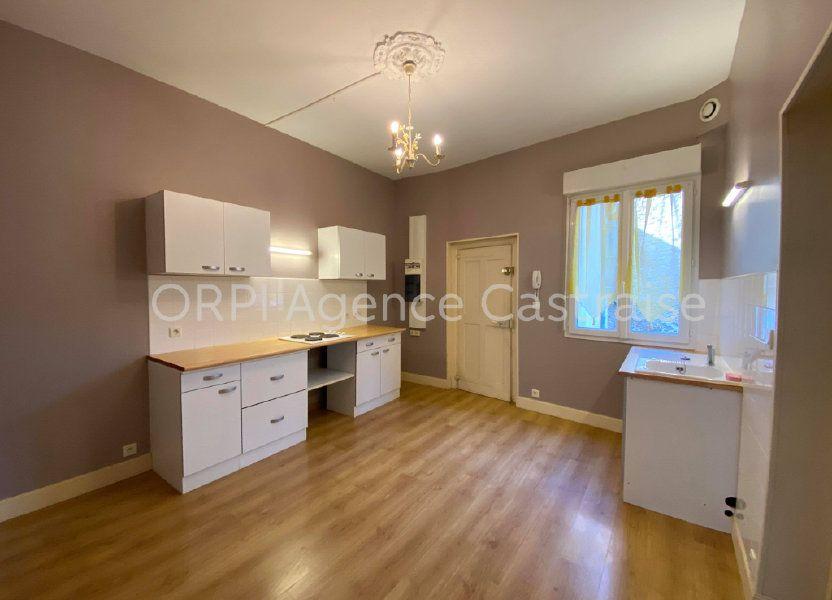 Appartement à louer 58m2 à Castres