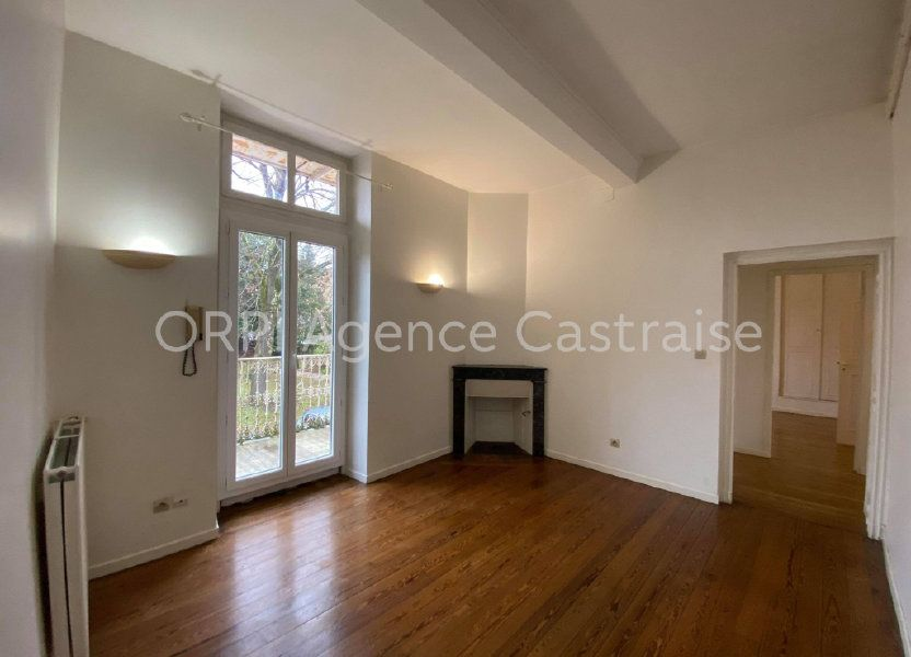 Appartement à louer 105m2 à Castres