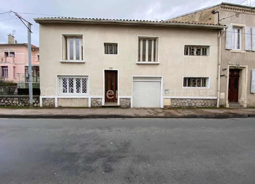 Maison à louer 107m2 à Castres