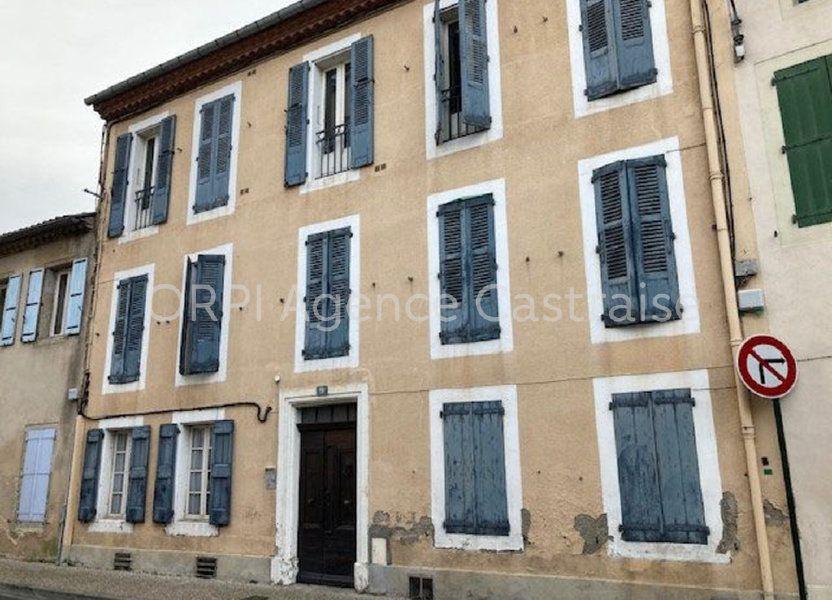 Immeuble à vendre 400m2 à Castres