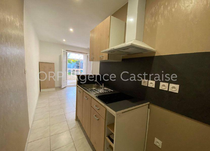 Appartement à louer 30.5m2 à Castres