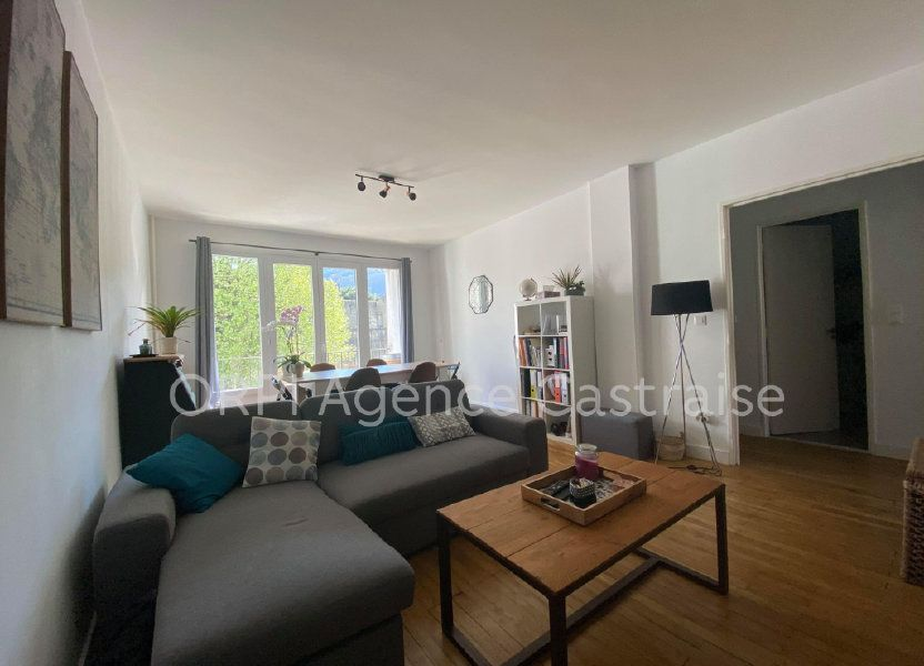 Appartement à louer 62.7m2 à Mazamet