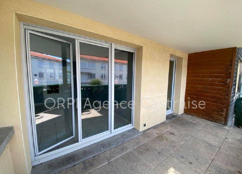 Appartement à vendre 96.7m2 à Castres