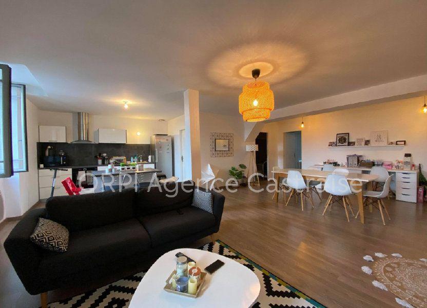 Appartement à louer 109.71m2 à Castres