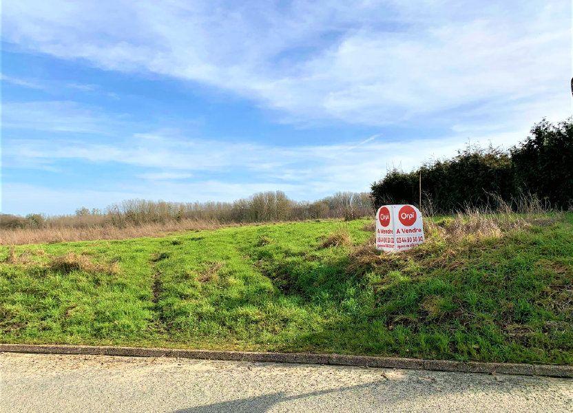Terrain à vendre 1196m2 à Cannectancourt