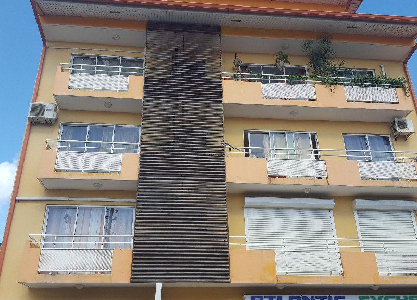 Appartement à louer 31.51m2 à Cayenne