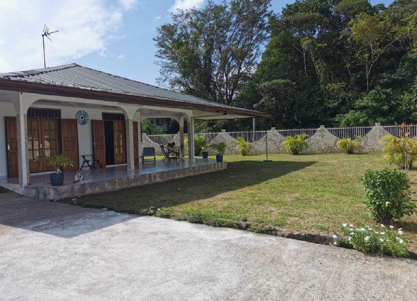 Maison à louer 102.76m2 à Matoury
