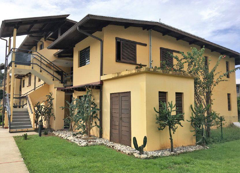 Appartement à vendre 47.57m2 à Cayenne