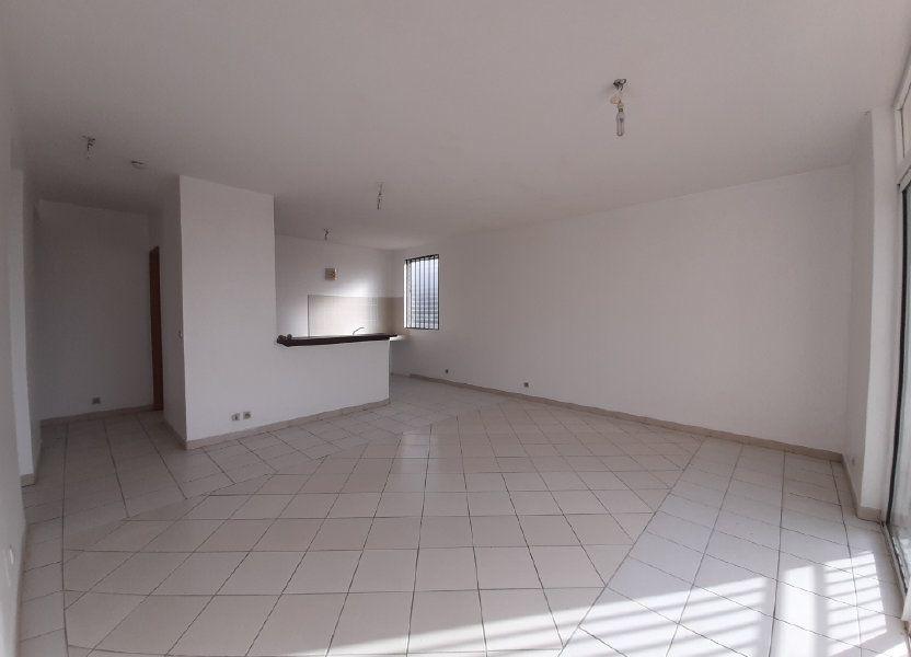 Appartement à louer 52.2m2 à Cayenne