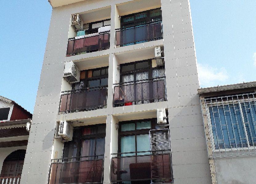 Appartement à louer 17.08m2 à Cayenne