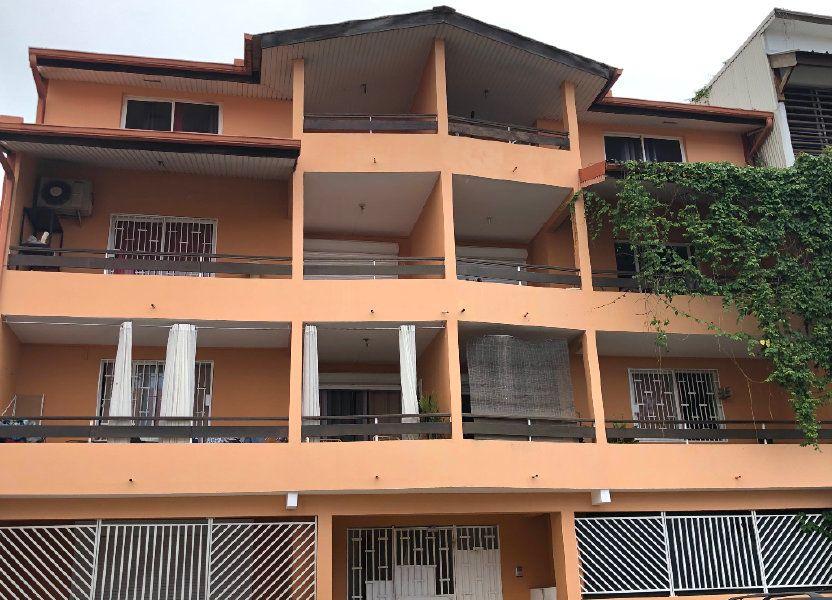 Appartement à vendre 51m2 à Cayenne