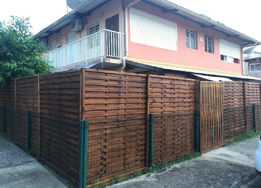 Appartement à vendre 35.65m2 à Cayenne
