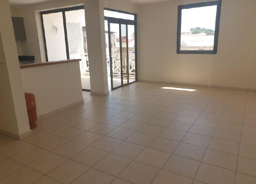Appartement à louer 65.19m2 à Cayenne