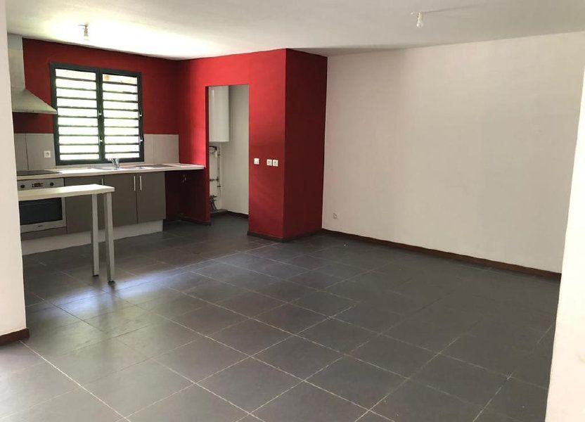 Appartement à vendre 85m2 à Cayenne
