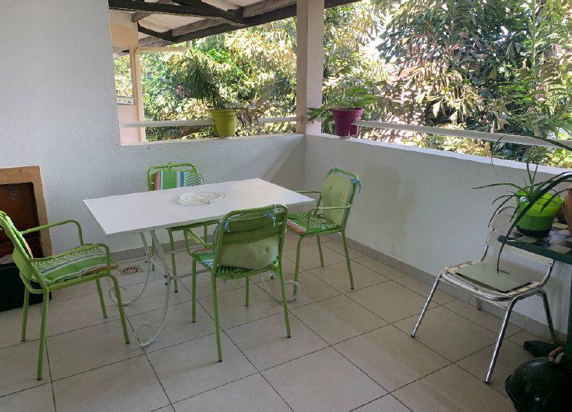 Appartement à vendre 59.68m2 à Cayenne