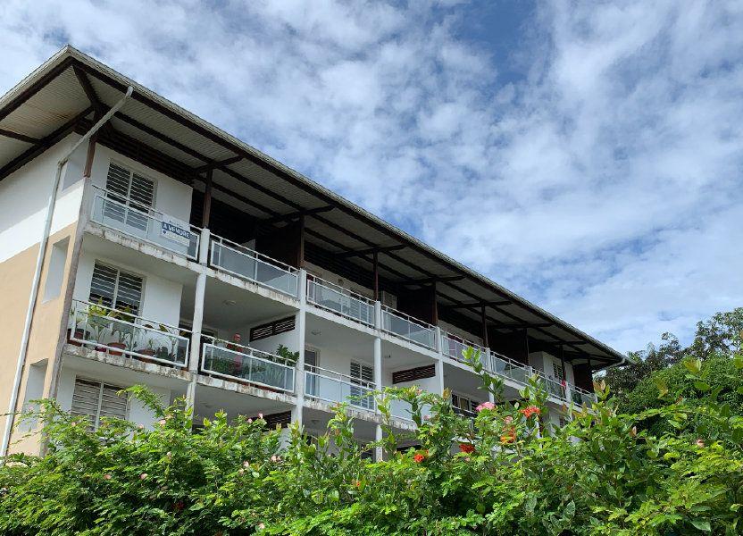 Appartement à vendre 51.65m2 à Cayenne