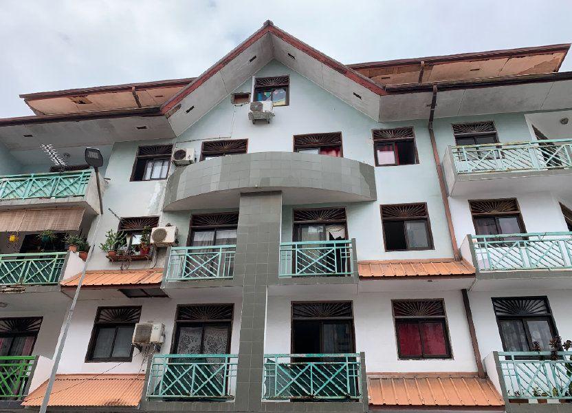 Immeuble à vendre 606m2 à Cayenne