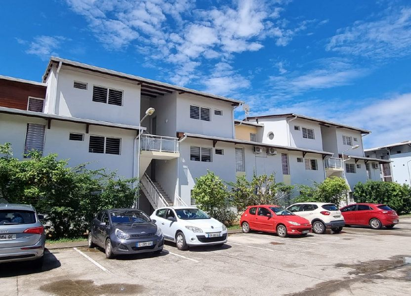 Appartement à vendre 70.55m2 à Cayenne