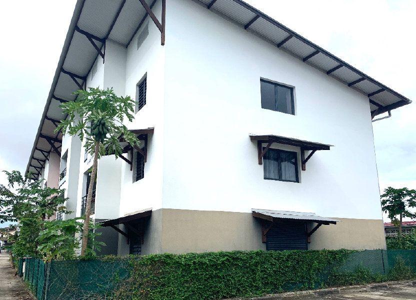 Appartement à vendre 71.31m2 à Cayenne