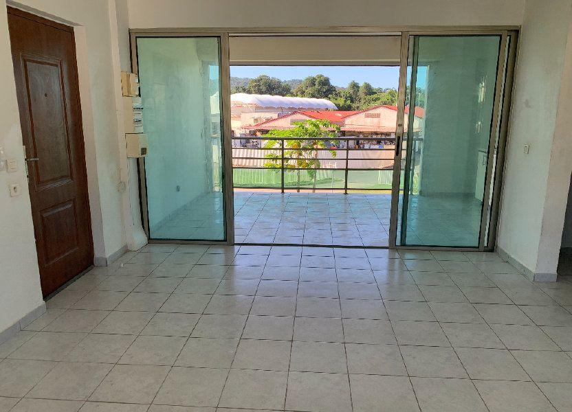 Appartement à vendre 56.63m2 à Remire-Montjoly