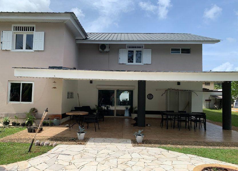 Maison à vendre 300m2 à Remire-Montjoly
