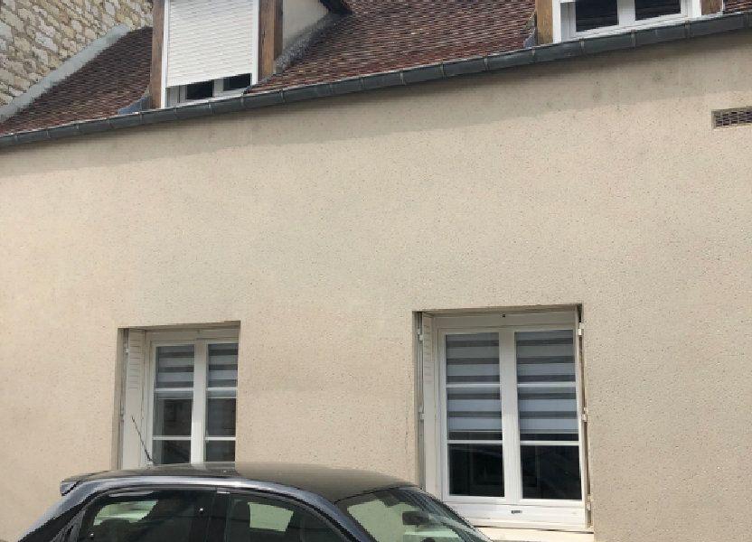 Appartement à louer 27.5m2 à Margny-lès-Compiègne
