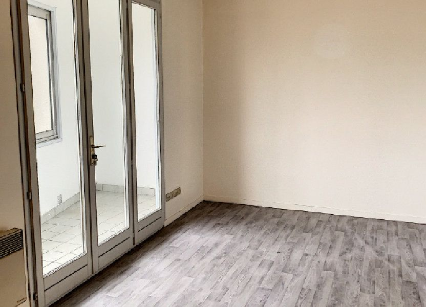 Appartement à louer 29m2 à Compiègne