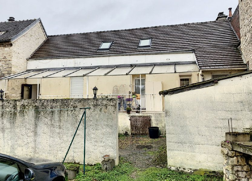 Maison à vendre 98.29m2 à Margny-lès-Compiègne