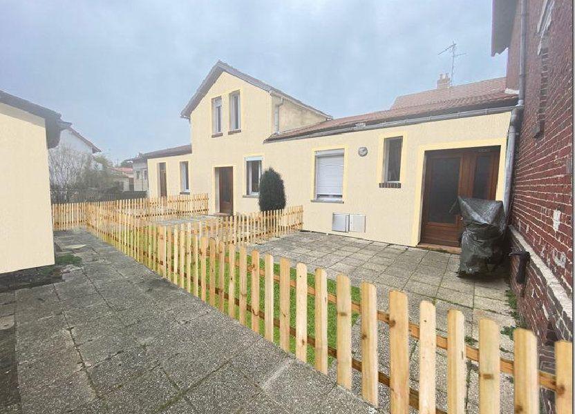 Maison à vendre 30.4m2 à Margny-lès-Compiègne