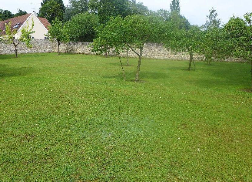 Terrain à vendre 1651m2 à Bazoches-sur-Vesles