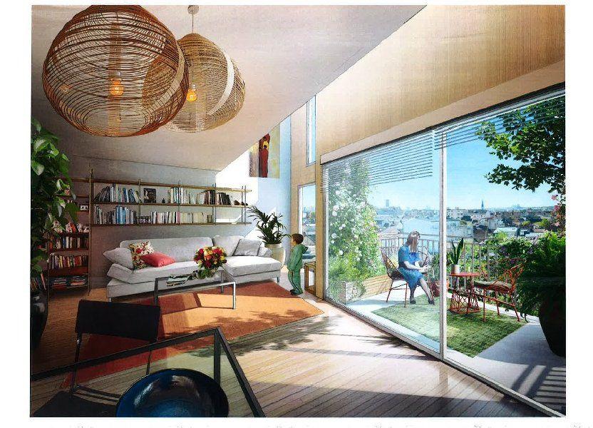 Appartement à vendre 115.3m2 à Reims