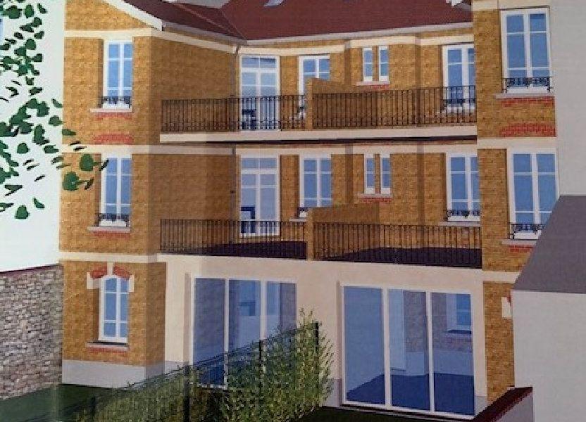 Appartement à vendre 90.8m2 à Reims