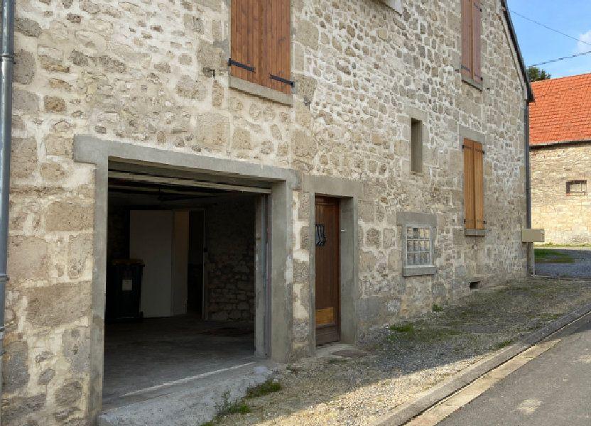 Maison à vendre 127.95m2 à Blanzy-lès-Fismes