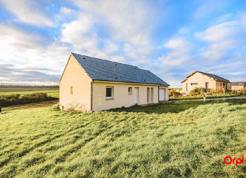 Maison à vendre 88m2 à Ville-en-Tardenois