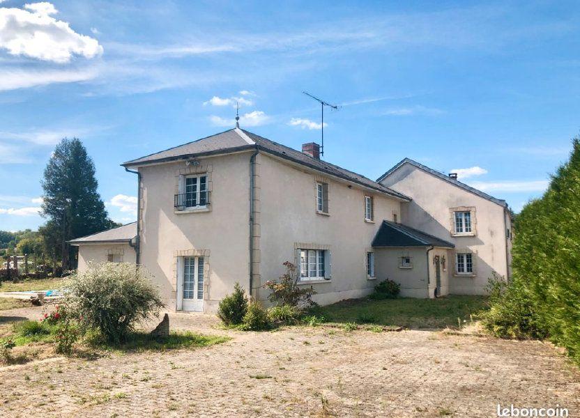 Maison à vendre 283.89m2 à Courville