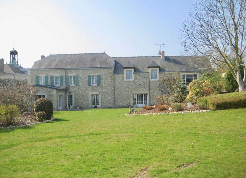 Maison à vendre 379.73m2 à Arcis-le-Ponsart
