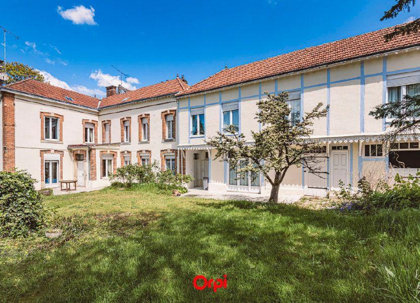 Maison à vendre 255m2 à Villers-Allerand