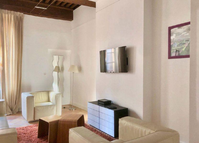 Appartement à louer 72m2 à Lyon 2