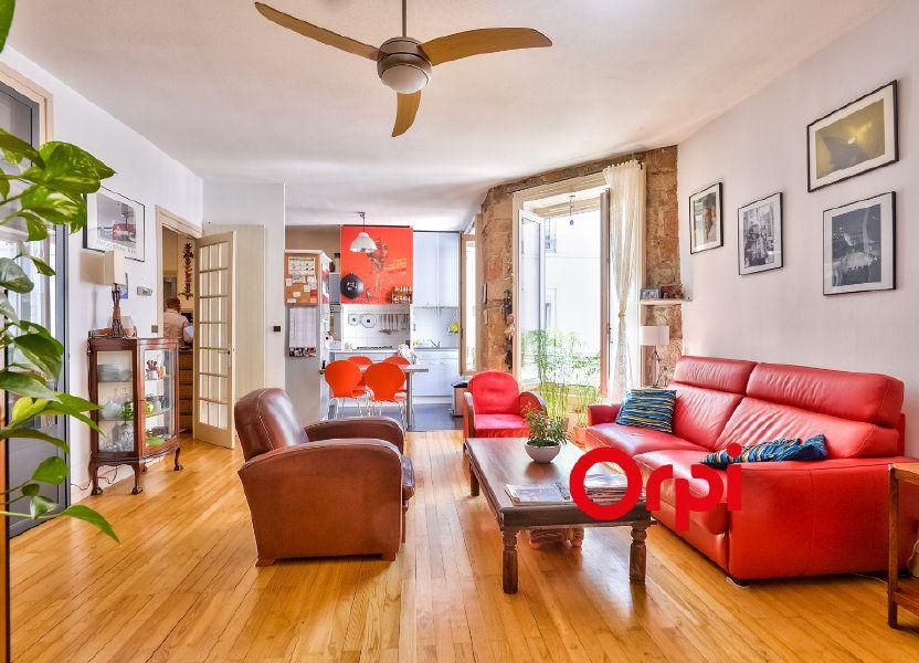 Appartement à vendre 105m2 à Lyon 2