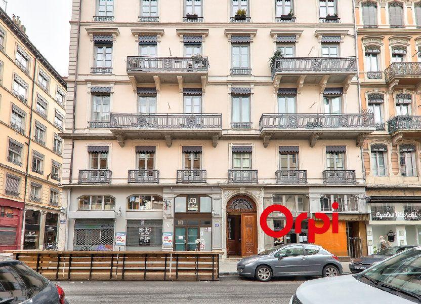 Appartement à vendre 23.1m2 à Lyon 2