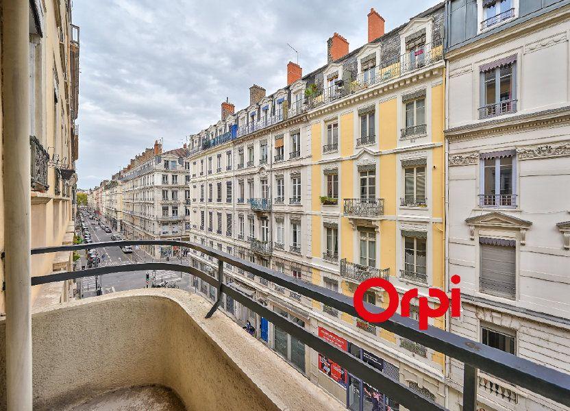 Appartement à vendre 71.21m2 à Lyon 3