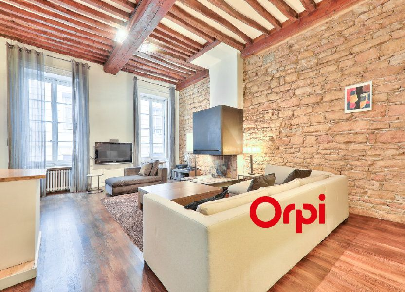 Appartement à vendre 138.9m2 à Lyon 1