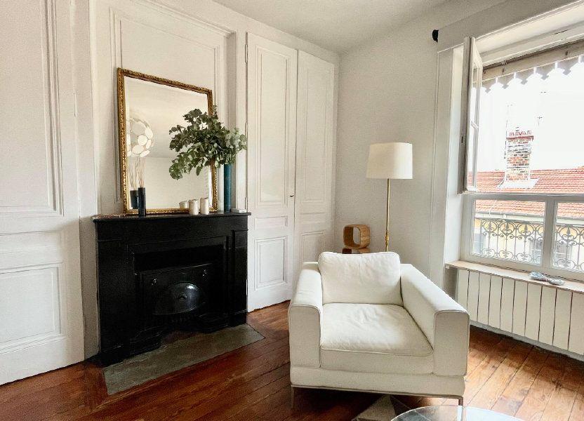 Appartement à louer 44m2 à Lyon 5