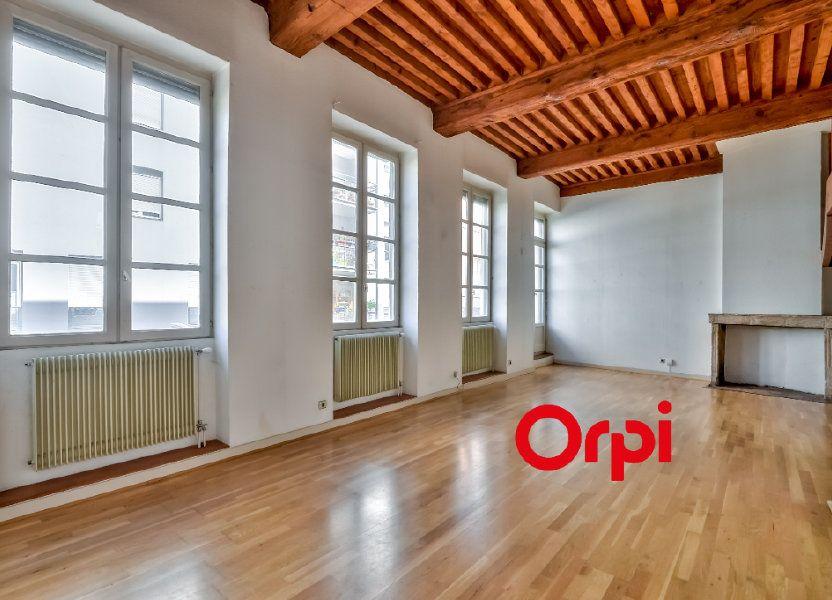 Appartement à vendre 62.82m2 à Lyon 1