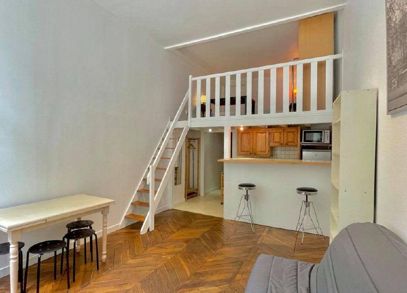 Appartement à louer 36m2 à Lyon 2