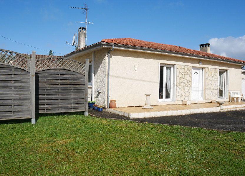Maison à vendre 83m2 à Montussan