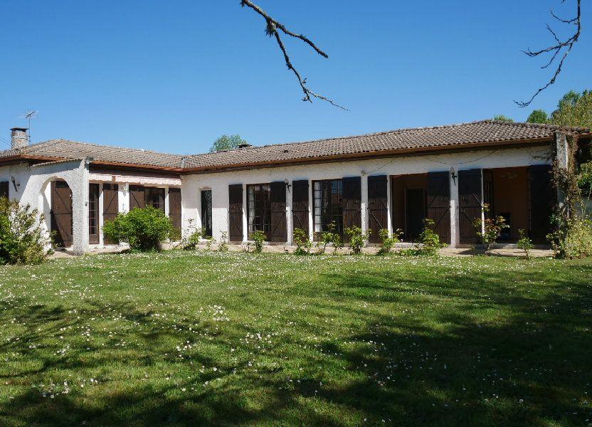 Maison à vendre 129m2 à Saint-Loubès